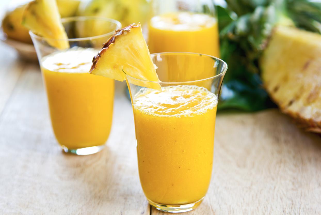 ananász és répa juice a fogyáshoz